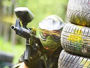 Paintball groepsuitje Gelderland